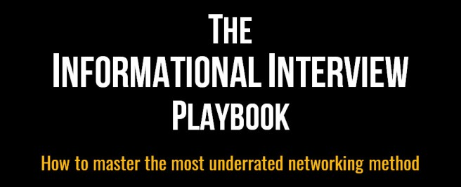info interview playbook 7